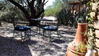 Desert Trails B&B: Spud Rock Room
